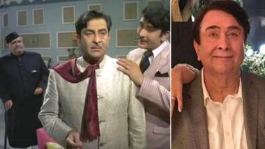 Randhir Kapoor Special: Did You Know Raj Kapoor's Eldest Son Debuted As An Actor And Director With Kal Aaj Aur Kal?
