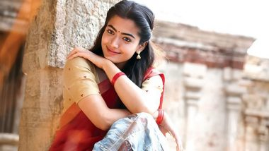 Rashmika Mandanna's Unseen Pics From The Sets Of Sulthan Go Viral!