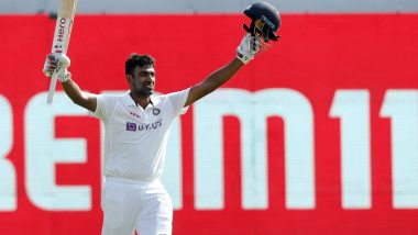 Ravi Ashwin Shares Heartfelt Note on Twitter After Guiding India to 317-Run Win Over England in 2nd Test, Thanks Chennai Crowd for Making Him Feel like Hero (View Post)