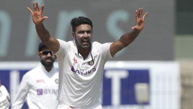 Ravi Ashwin on Verge of Surpassing Richard Hadlee, Dale Steyn in Elite List During India vs England Day-Night Test