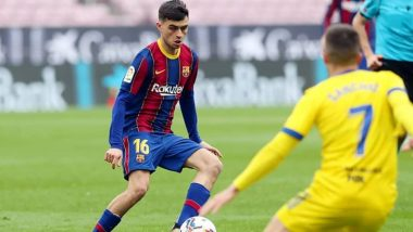 Pedri Injury Update: Barcelona Star To Be Out For Few Weeks After Leaving Sevilla Win on Crutches