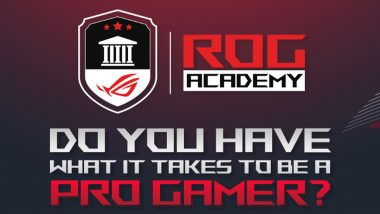 Asus ROG Launches 'ROG Academy' for Gamers in India