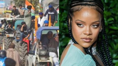 Rihanna Tweets About Farmer Protests in India, Leaves Indian Fans Divided