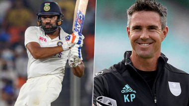 Rohit Sharma Backs Kevin Pietersen's Views on India vs England Day-Night Test in Ahmedabad, Says 'Thankfully, Someone Understands the Game'