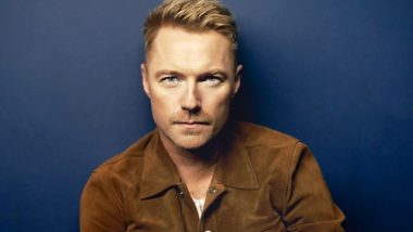 International Pop Sensation Ronan Keating Looking Forward To Connect With A Bollywood Artiste For A Music Video