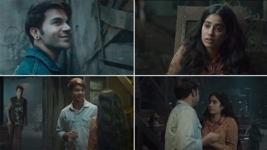 Roohi Song Kiston: Rajkummar Rao Cannot Stop Himself From Falling for Janhvi Kapoor In This Soulful Ballad (Watch Video)