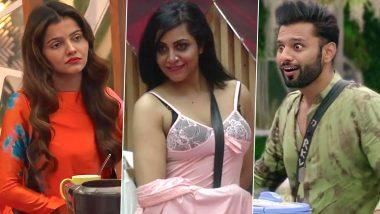 Bigg Boss 14: From Rubina Dilaik's 'Shikshika Style' to Rahul Vaidya's 'Hobo Fashion' to Arshi Khan's Lacy 'Nighties', Presenting Season of Style Faux Pas