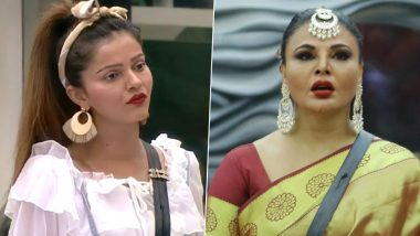 Bigg Boss 14: Rubina Dilaik Will Not Be Able To Participate in Ticket to Finale Task Because of Rakhi Sawant?