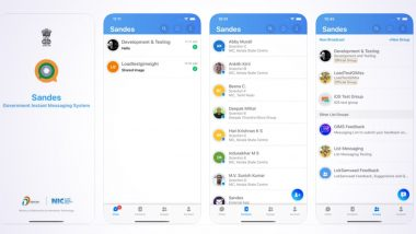 Sandes App, WhatsApp's Indian Alternative, Now Available on iOS; Here's How to Download and Setup
