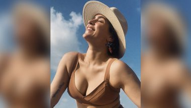 Sanya Malhotra Flaunts Her Hot Body As She Shares Sunkissed Bikini Pictures Straight From the Maldives!