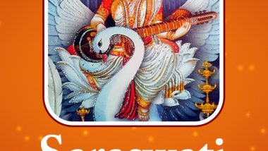 Saraswati Puja 2021 Wishes, WhatsApp Messages, Photos, Quotes and Status To Greet on Vasant Panchami
