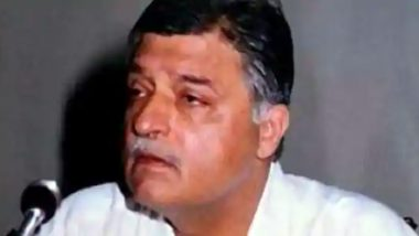 Capt Satish Sharma, Congress Leader and Former Union Minister, Passes Away at The Age of 73