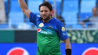 Shahid Afridi Questions ICC's Rule Restricting Umpires from Holding Bowlers' Cap During Overs (View Post)
