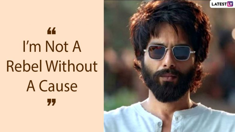 6 Memorable Shahid Kapoor Dialogues Every Fan Would Remember by Heart