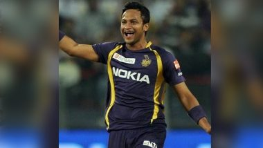 Shakib Al Hasan To Skip Sri Lanka Test Series To Play in the Indian Premier League After Being Picked by KKR at IPL 2021 Players Auction