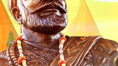 Shiv Jayanti 2021 Wishes, Messages, HD Images, Marathi Status and Wallpapers To Celebrate Chhatrapati Shivaji Maharaj's 391st Birth Anniversary