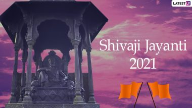 Chhatrapati Shivaji Maharaj Jayanti 2021 Wishes: Twitterati Share Quotes, Images and Messages Remembering Shivaji Maharaj On His 391st Birth Anniversary