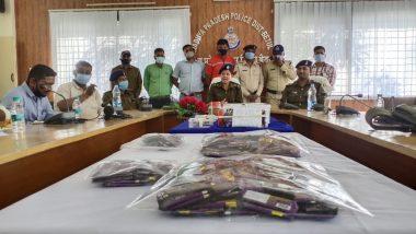 Madhya Pradesh Police Nabs 5.6 Kg Opium Worth Rs 2 Crore in Chocolate Wrappers