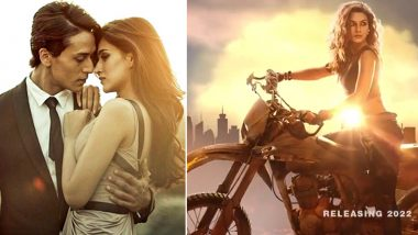 Ganapath Part 1: Kriti Sanon Teams Up Once Again With Tiger Shroff! 7 Throwback Pics Of This Duo From Heropanti