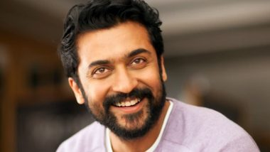 South Superstar Suriya Inks Four Film Deal With Amazon Prime Video