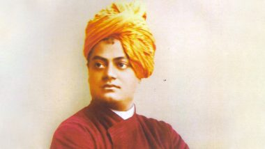 Swami Vivekananda Punyatithi 2021: Netizens Share Powerful Messages, Quotes and Images of the Spiritual Leader on His 119th Death Anniversary
