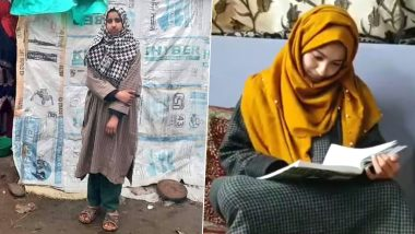 Ganderbal Girls Tabassum Gulzar and Parveena Ayoub Shine in JKBOSE 10th Exams; Know the Inspiring Story Behind Their Success