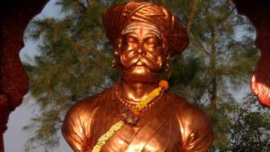 Tanaji Malusare Death Anniversary 2021 Tributes, HD Images & Quotes: Twitteratti Shares Messages, Tanaji Pics and Inspirational Sayings by the Maratha Warrior of the Battle of Singhagad