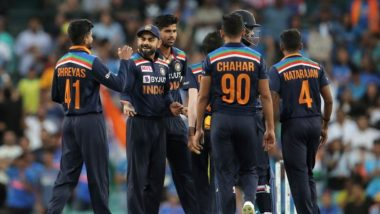 Indian Cricket Team Jersey: Will Virat Kohli and Co Continue to Don Retro Kit During Series Against England?