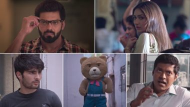 Teddy Trailer Review: Arya's Action Avatar and His Camaraderie With the Talking Toy Is Impressive (Watch Video)
