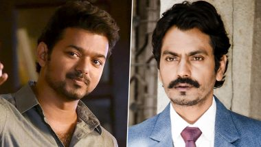 Thalapathy 65: Nawazuddin Siddiqui Approached To Play the Antagonist in Vijay's Next Actioner – Reports