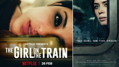 The Girl On The Train Actress Parineeti Chopra Opens Up About Reprising Hollywood Star Emily Blunt's Role from the Original