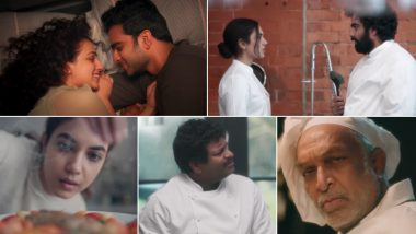 Theeni Trailer: Ashok Selvan Is Brewing a Kitchen Romance With Ritu Varma While Nithya Menen Adds Humour to His Already Crazy Life (Watch Video)