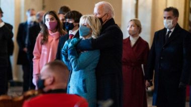 Joe Biden Wishes First Lady Jill Happy Valentine's Day, Calls His Wife 'Love of My Life & The Life of My Love'