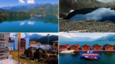 Tehri Lake Festival 2021: Oho Radio Uttarakhand Invites People to Experience the Festival Through a Mesmerising Video