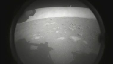 NASA's Most-advanced Perseverance Rover Successfully Touches Down on Mars After Covering 203-Day Journey