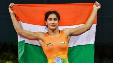 Vinesh Phogat Wins First Round Match At Tokyo Olympics 2020 In Women's 53kg Freestyle