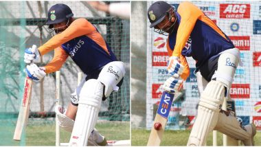 Virat Kohli, Rohit Sharma, Ajinkya Rahane & Others Gear Up for India vs England 4th Test 2021 in Ahmedabad (View Pics)