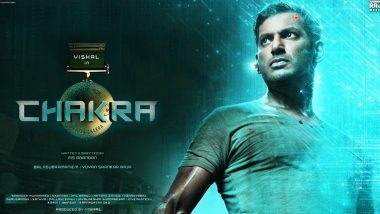 Chakra: Vishal Confirms That His Upcoming Actioner Will Release in Theatres on February 19!