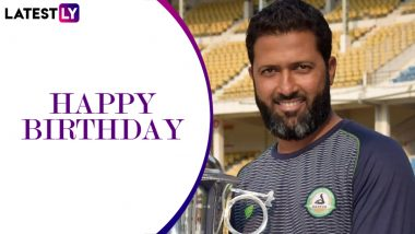 Wasim Jaffer Birthday Special: Top 5 Memes Shared by Former Indian Cricketer AKA Meme King