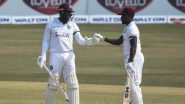 West Indies vs South Africa 2nd Test 2021 Live Streaming Online and Match Timings in India: Get WI vs SA Free TV Channel and Live Telecast Details