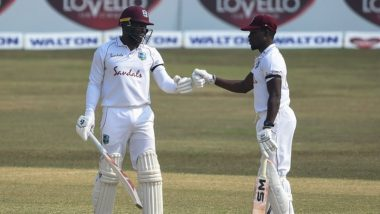 West Indies vs South Africa 2nd Test 2021 Live Streaming Online and Match Timings in India