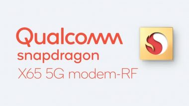 Qualcomm Snapdragon X65 5G SoC Announced, to Support Up to 10Gbps Speeds
