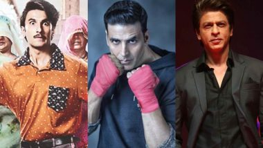 From Ranveer Singh's Jayeshbhai Jordaar to Akshay Kumar's Prithviraj, YRF Announces Release Dates of 5 Films in 2021; Shah Rukh Khan's Pathan Is Missing!
