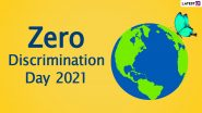 Zero Discrimination Day 2021 Date, Theme and History: Know Significance of the UN Day Observed to Promote Equality