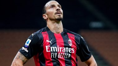 Zlatan Ibrahimovic Injury Update: AC Milan Forward Set To Miss Manchester United Europa League Clash With Thigh Issue