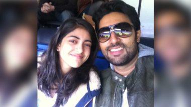 Abhishek Bachchan Turns 45! Niece Navya Naveli Nanda Shares The Sweetest Birthday Post For Her 'Favourite Family Member'