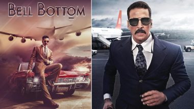 Bell Bottom: Akshay Kumar and Vaani Kapoor's Thriller To Release in Cinemas on May 28, 2021!