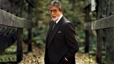 Amitabh Bachchan Hospitalised for Undergoing Cataract Surgery: Reports