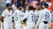 India vs England Live Streaming Online 4th Test 2021, Day 2 on Star Sports and Disney+Hotstar: Get Free Live Telecast of IND vs ENG on TV, Online and Listen to Live Radio Commentary