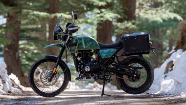 2021 Royal Enfield Himalayan Launched in India at Rs 2.01 Lakh; Check Features, Variants & Specifications